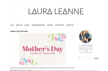 Laura Leanne - March 2019