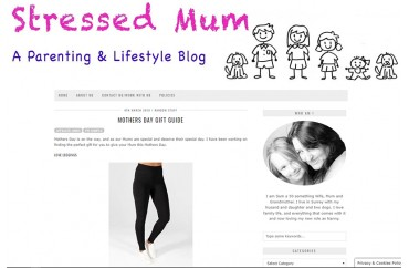 Stressed Mum - March 2019